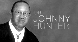 Dr. Johnny Hunter
